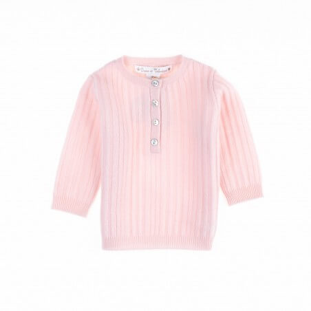 Ribbed cashmere pullover Gaspard