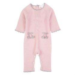 Haydée coverall - Old pink...